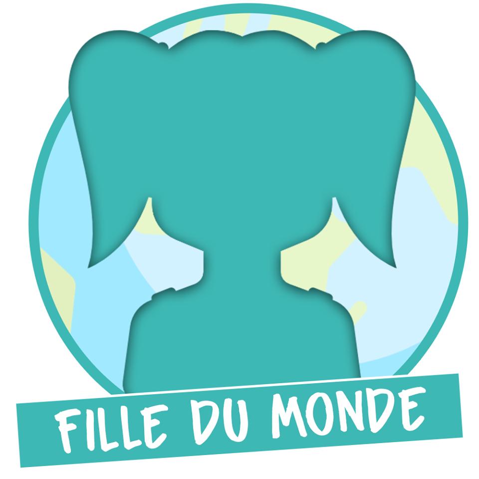 Logo de l'ONG Fille du Monde