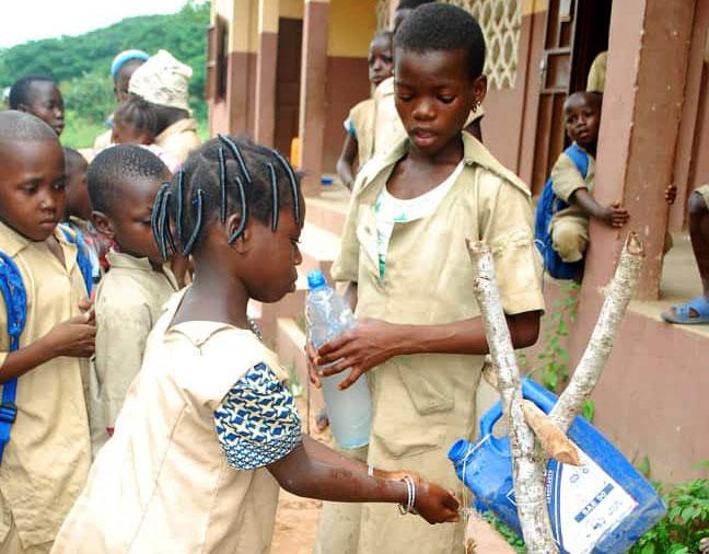 Accès à une eau de qualité au Bénin
