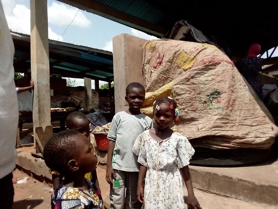 Journée mondiale de lutte contre le travail des enfants Bénin